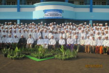 Santri Pesantren stance on tolerance