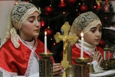 """Christmas """"cancelled"""" throughout Iraq"""