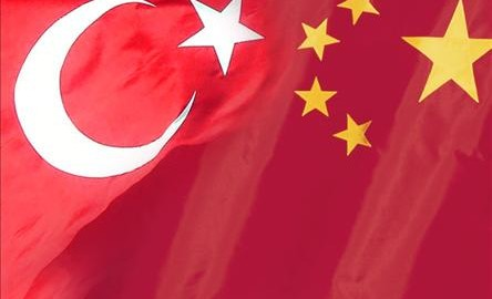 Turkey-China oil deal