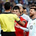 Argentikan Juara Tiga Piala Copa America