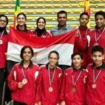 Bulutangkis Yunior Mesir Juara Ketiga Piala Afrika 2019