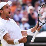 Bautista Agut bertemu Djokovic di Semi Final Wimbledon