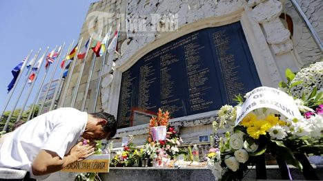 17 Tahun Peringatan Bom Bali