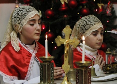 "Christmas ""cancelled"" throughout Iraq"