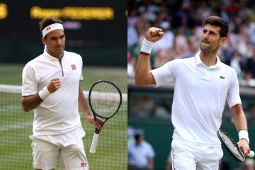 Kalahkan Federer Djokovic Juara Tenis Wimbledon 2019