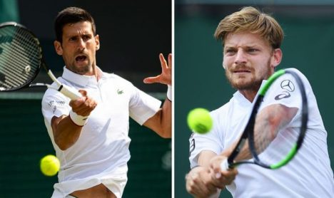 Djokovic Maju ke Semi Final Wimbledon 2019