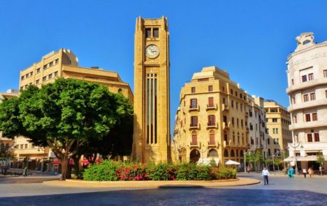 Suicide bomb hit lebanon