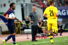 Dortmund vs Mourinho's United Team