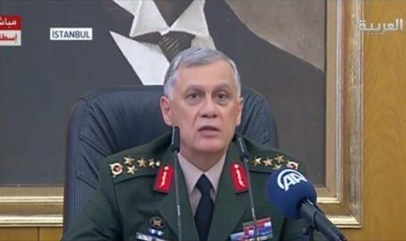 turkey coup fails said general
