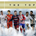 uefa top ten player 2016