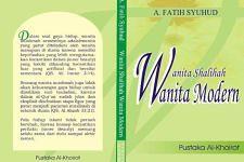 buku Wanita Shalihah wanita modern